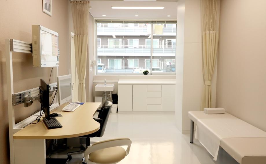 診察室1・2